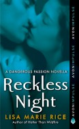 RECKLESS NIGHToche cvr