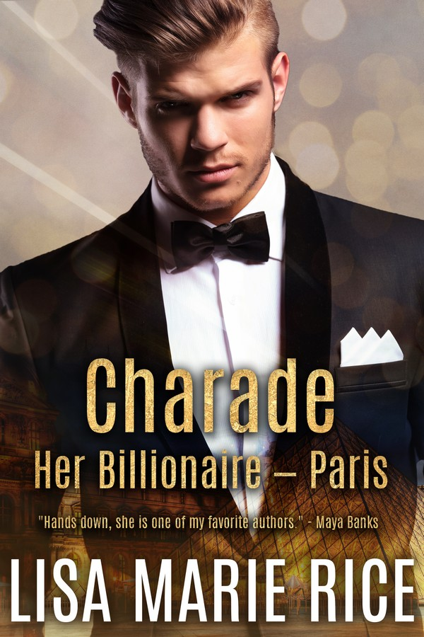 CHARADE: Her Billionaire - Paris