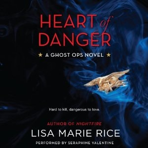 Heart of Danger audiobook by Lisa Marie Rice