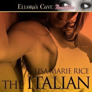 The Italian audiobook by Lisa Marie Rice