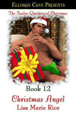 A Christmas Angel by Lisa Marie Rice