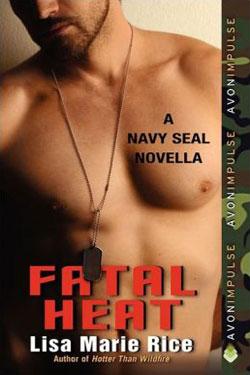 Fatal Heat by Lisa Marie Rice