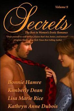 Secrets Anthology: Sacred by Lisa Marie Rice